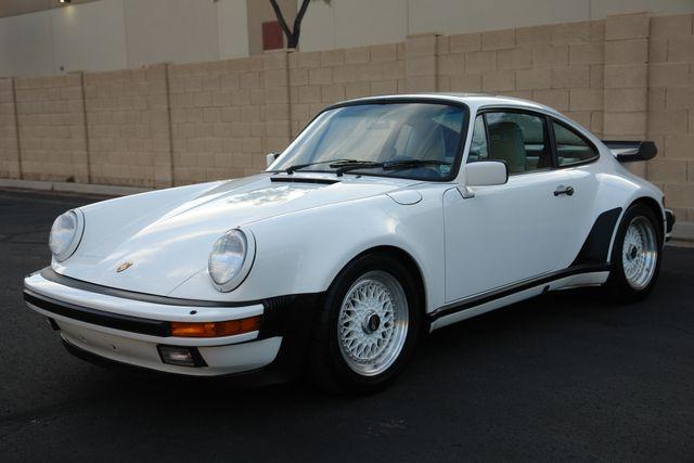 1987 Porsche 911 Carrera Turbo Phoenix, AZ 15