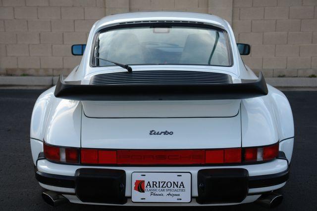 1987 Porsche 911 Carrera Turbo Phoenix, AZ 21