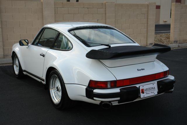 1987 Porsche 911 Carrera Turbo Phoenix, AZ 23