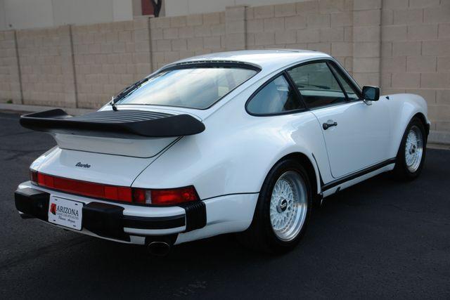 1987 Porsche 911 Carrera Turbo Phoenix, AZ 24