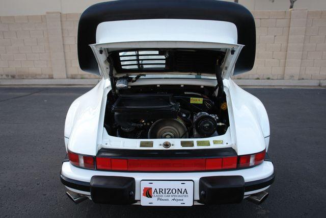 1987 Porsche 911 Carrera Turbo Phoenix, AZ 29
