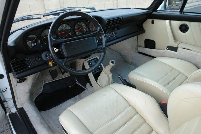 1987 Porsche 911 Carrera Turbo Phoenix, AZ 31