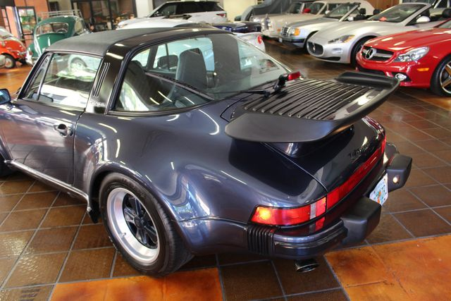 1987 Porsche 911 Carrera Targa Wide Body Turbo Look M491 San Diego, California 14