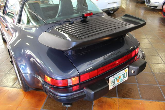 1987 Porsche 911 Carrera Targa Wide Body Turbo Look M491 San Diego, California 15