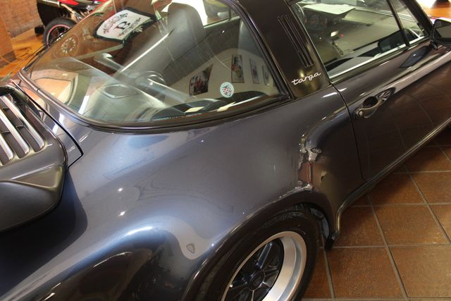 1987 Porsche 911 Carrera Targa Wide Body Turbo Look M491 San Diego, California 18