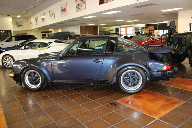1987 Porsche 911 Carrera Targa Wide Body Turbo Look M491 San Diego, California 2