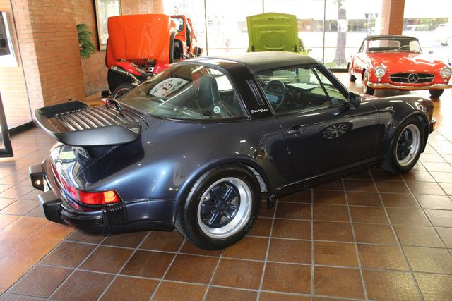 1987 Porsche 911 Carrera Targa Wide Body Turbo Look M491 San Diego, California 5
