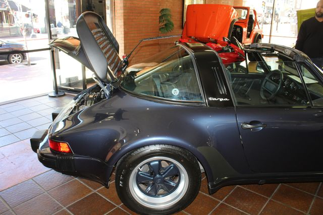 1987 Porsche 911 Carrera Targa Wide Body Turbo Look M491 San Diego, California 34