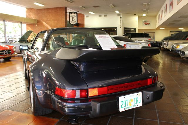 1987 Porsche 911 Carrera Targa Wide Body Turbo Look M491 San Diego, California 63
