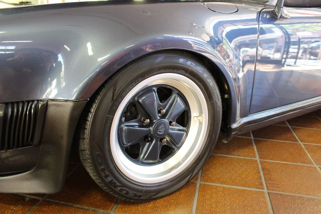 1987 Porsche 911 Carrera Targa Wide Body Turbo Look M491 San Diego, California 72