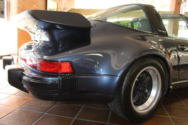 1987 Porsche 911 Carrera Targa Wide Body Turbo Look M491 San Diego, California 75