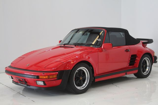 1987 Porsche 911 Turbo Cab Slant Nose Factory Slant Nose Houston, Texas 0