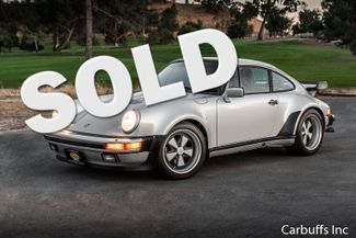 1987 Porsche 911 Turbo Coupe  | Concord, CA | Carbuffs in Concord