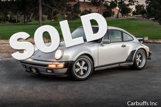 1987 Porsche 911 Turbo Coupe    Concord, CA   Carbuffs in Concord
