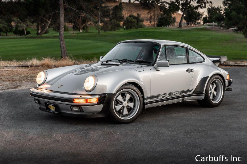 1987 Porsche 911 Turbo Coupe    Concord, CA   Carbuffs