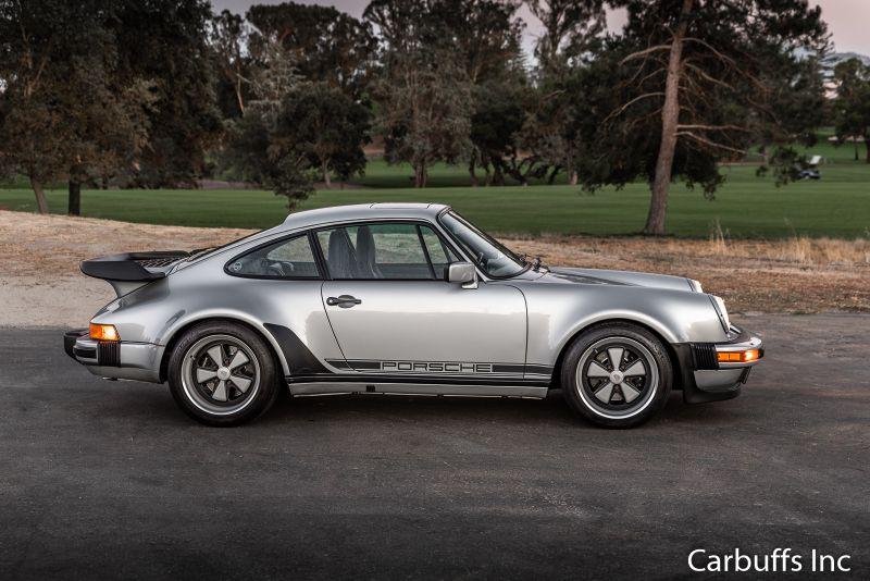 1987 Porsche 911 Turbo Coupe  | Concord, CA | Carbuffs in Concord, CA