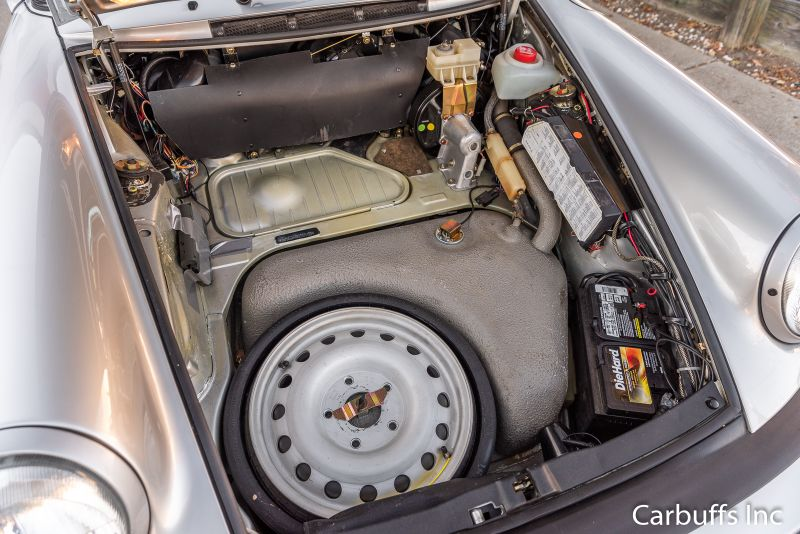 1987 Porsche 911 Turbo Coupe    Concord, CA   Carbuffs in Concord, CA