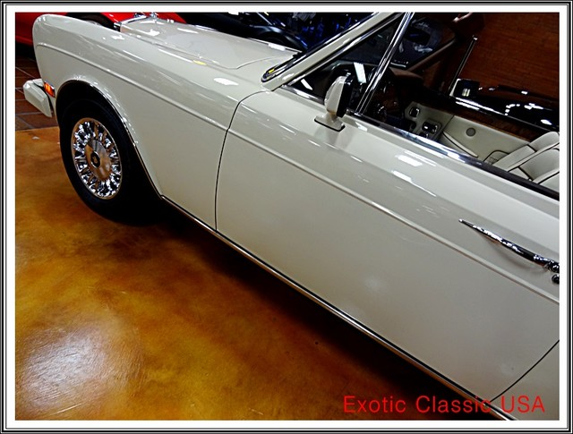 1987 Rolls-Royce Corniche II San Diego, California 9
