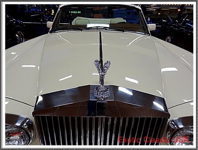 1987 Rolls-Royce Corniche II San Diego, California 12