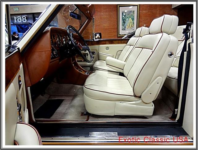 1987 Rolls-Royce Corniche II San Diego, California 13