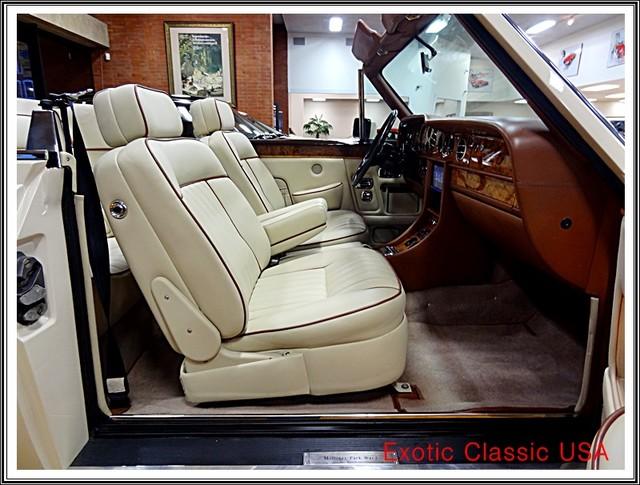 1987 Rolls-Royce Corniche II San Diego, California 15