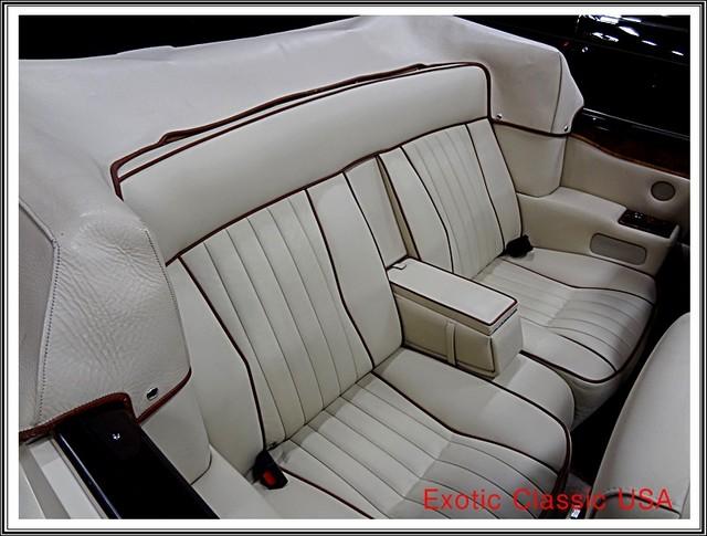 1987 Rolls-Royce Corniche II San Diego, California 14