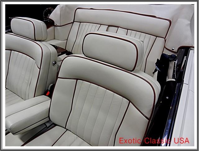 1987 Rolls-Royce Corniche II San Diego, California 21