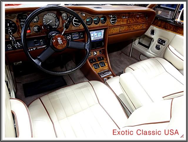 1987 Rolls-Royce Corniche II San Diego, California 24