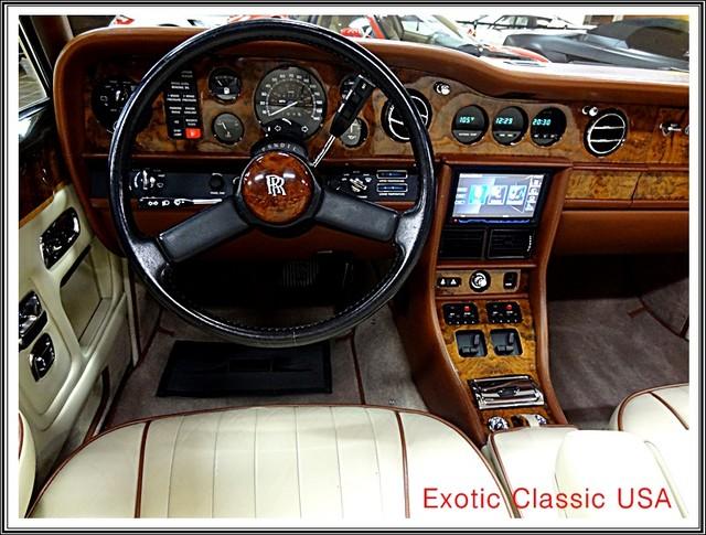 1987 Rolls-Royce Corniche II San Diego, California 26