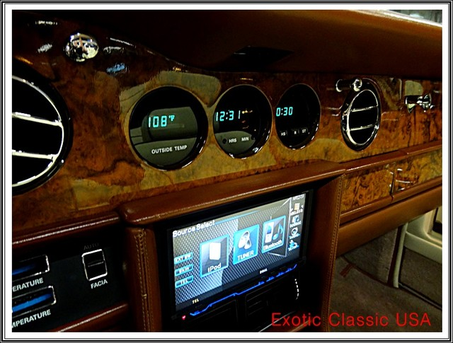 1987 Rolls-Royce Corniche II San Diego, California 34