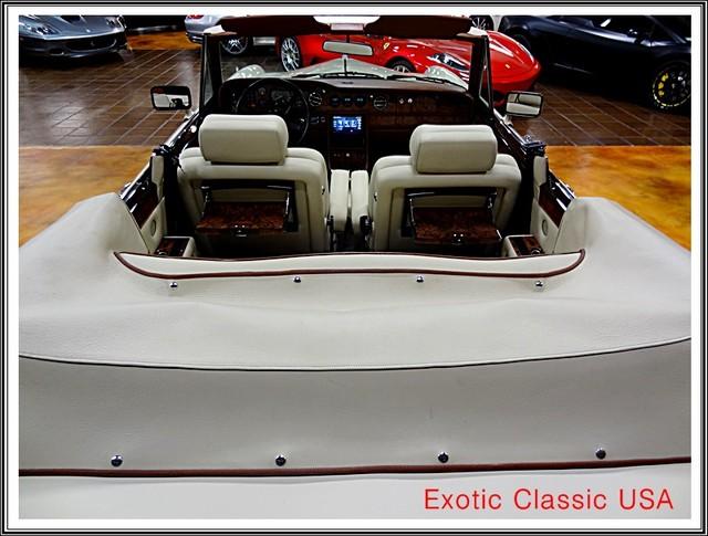1987 Rolls-Royce Corniche II San Diego, California 46