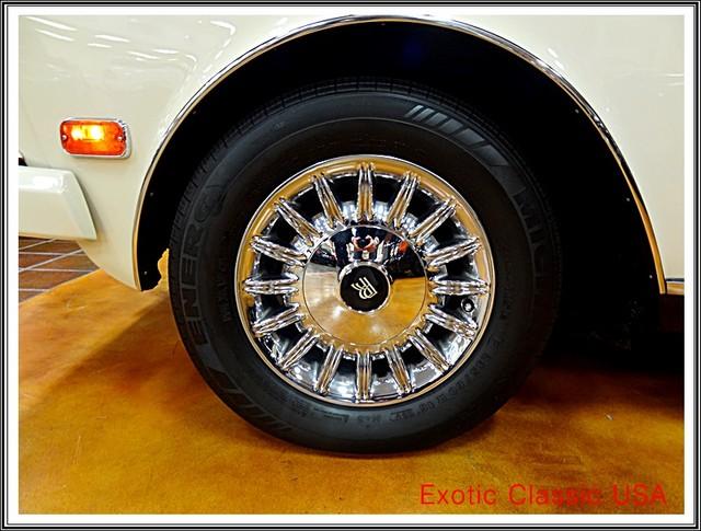 1987 Rolls-Royce Corniche II San Diego, California 50