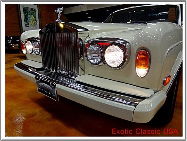 1987 Rolls-Royce Corniche II San Diego, California 53