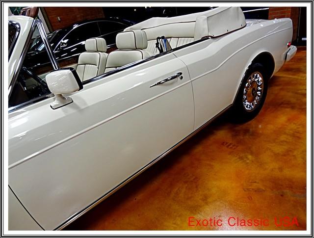 1987 Rolls-Royce Corniche II San Diego, California 8