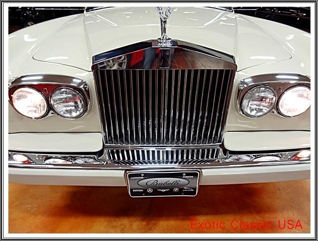 1987 Rolls-Royce Corniche II San Diego, California 57