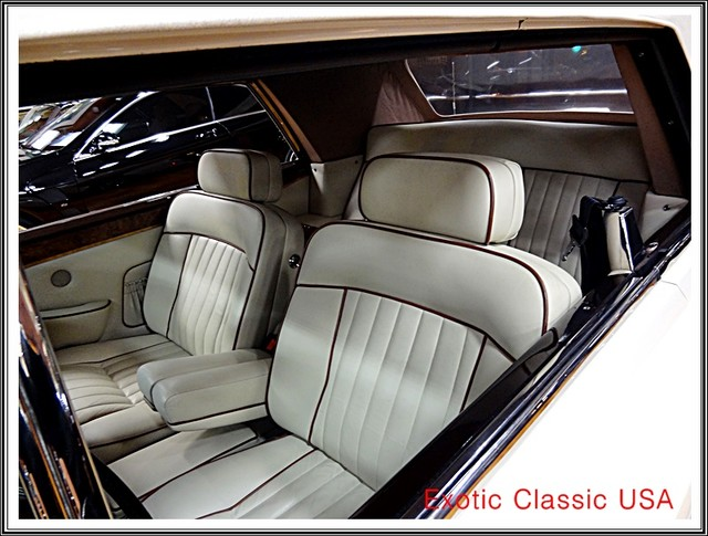 1987 Rolls-Royce Corniche II San Diego, California 73