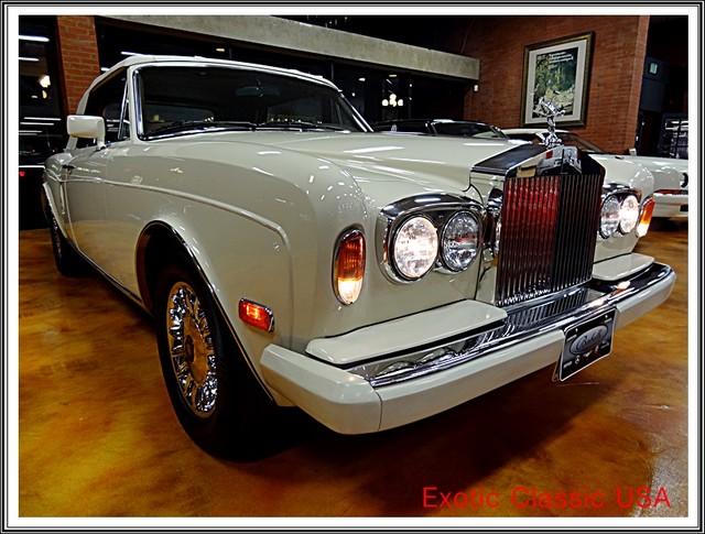 1987 Rolls-Royce Corniche II San Diego, California 84