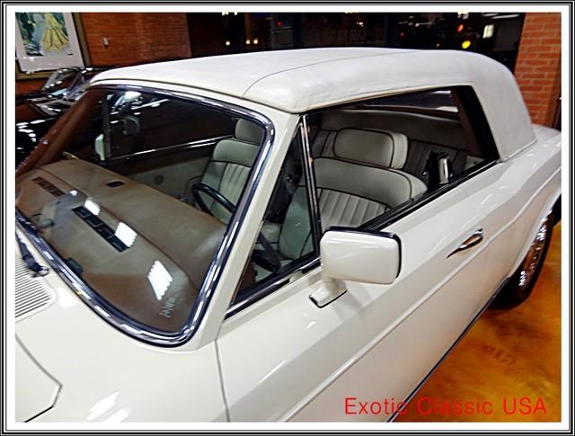 1987 Rolls-Royce Corniche II San Diego, California 61