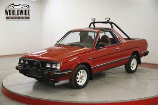 1987 Subaru BRAT in Denver CO