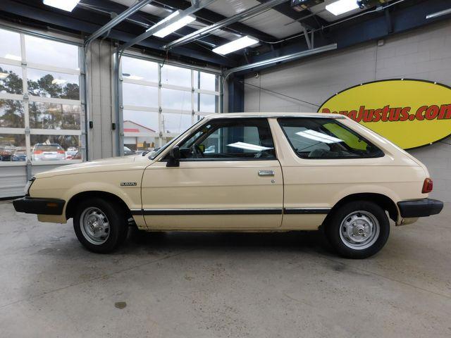 1987 Subaru Hatchback in Airport Motor Mile ( Metro Knoxville ), TN 37777