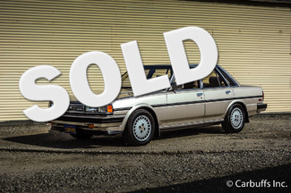 1987 Toyota Cressida Luxury | Concord, CA | Carbuffs in Concord