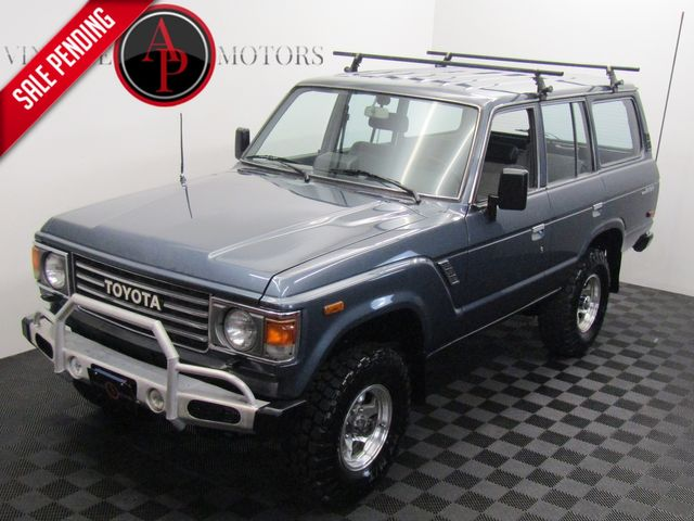 1987 Toyota Land Cruiser LT1 FUEL INJECTED V8 AUTO