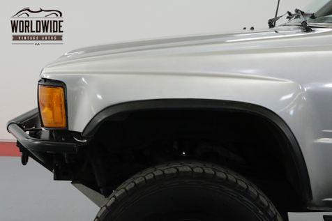 1987 Toyota SR5 ALL PURPOSE TRUCK  | Denver, CO | Worldwide Vintage Autos in Denver, CO