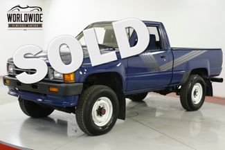 1987 Toyota TRUCK 4X4 PS PB ONE OWNER! LOW ORIGINAL MILES! | Denver, CO | Worldwide Vintage Autos in Denver CO