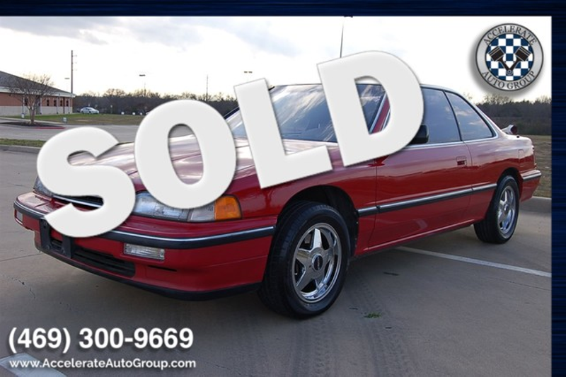 1988 Acura Legend Coupe 1 OWNER in Rowlett Texas