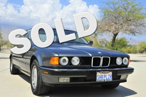 1988 BMW 7 Series 735i in Cathedral City