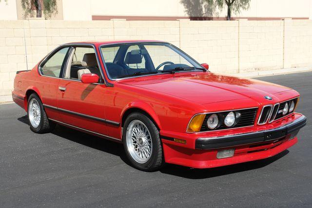 1988 BMW M6 Phoenix, AZ 10