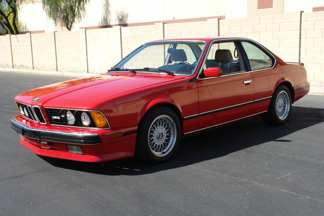1988 BMW M6 Phoenix, AZ 11