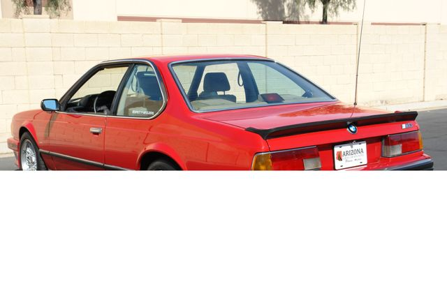 1988 BMW M6 Phoenix, AZ 16