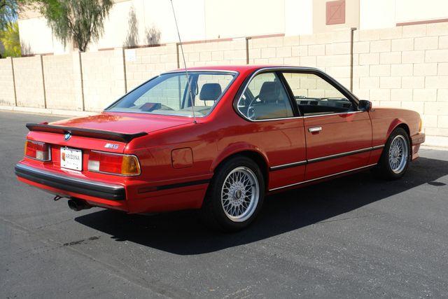 1988 BMW M6 Phoenix, AZ 17